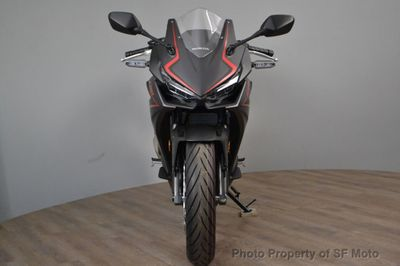 2019 Honda CBR500R ABS In Stock Now!!! - Click to see full-size photo viewer