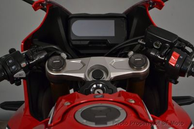 2019 Honda CBR650R ABS ABS Brakes - Click to see full-size photo viewer