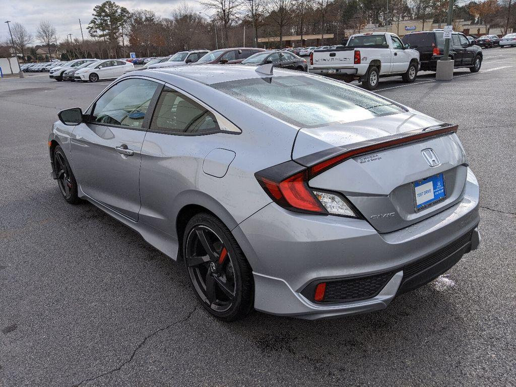 2019 Honda Civic Coupe EX CVT - 18861661 - 9
