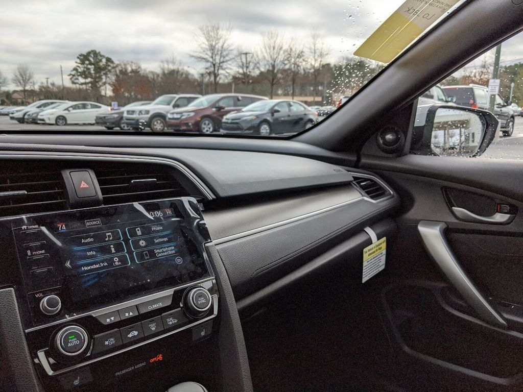 2019 Honda Civic Coupe EX CVT - 18861661 - 15