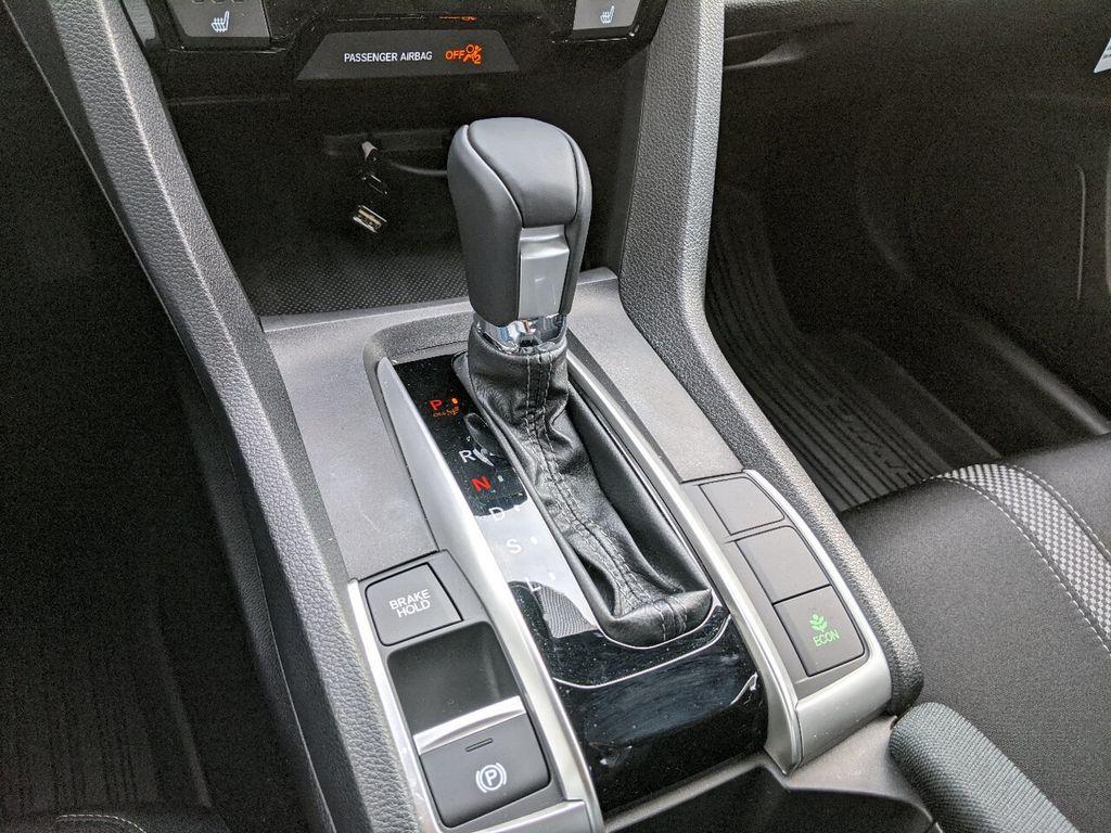 2019 Honda Civic Coupe EX CVT - 18861661 - 18