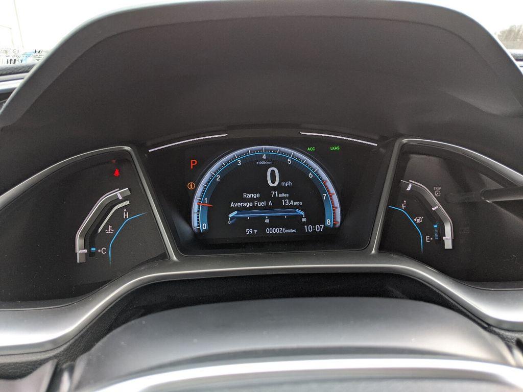 2019 Honda Civic Coupe EX CVT - 18861661 - 20