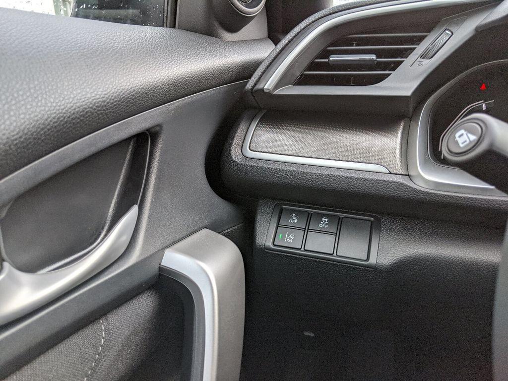 2019 Honda Civic Coupe EX CVT - 18861661 - 21