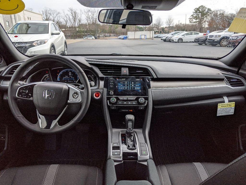2019 Honda Civic Coupe EX CVT - 18861661 - 2