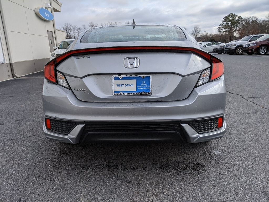 2019 Honda Civic Coupe EX CVT - 18861661 - 8