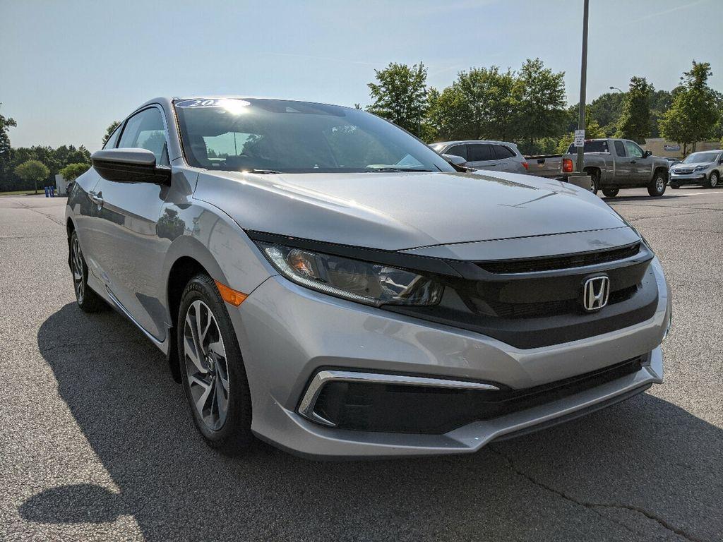 2019 Honda Civic Coupe LX CVT - 18504166 - 10