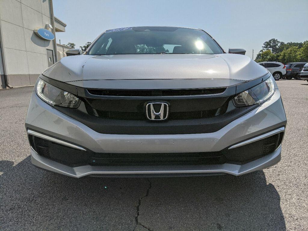 2019 Honda Civic Coupe LX CVT - 18504166 - 11