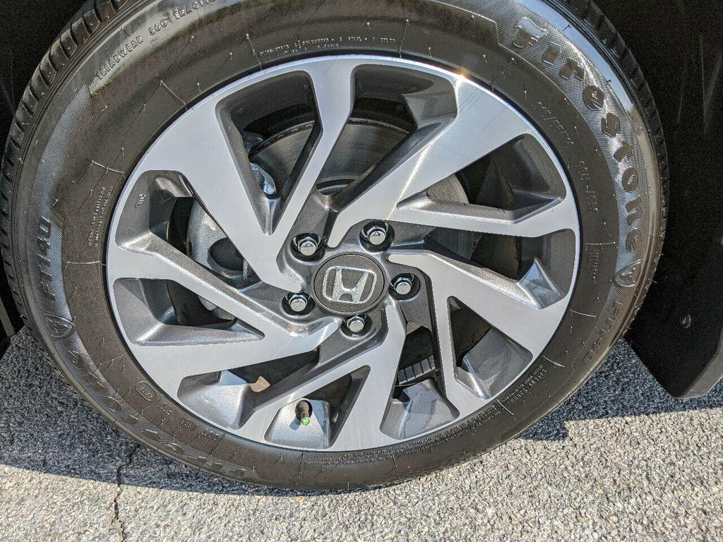 2019 Honda Civic Coupe LX CVT - 18504166 - 12