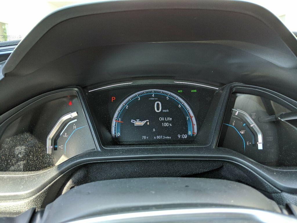 2019 Honda Civic Coupe LX CVT - 18504166 - 18