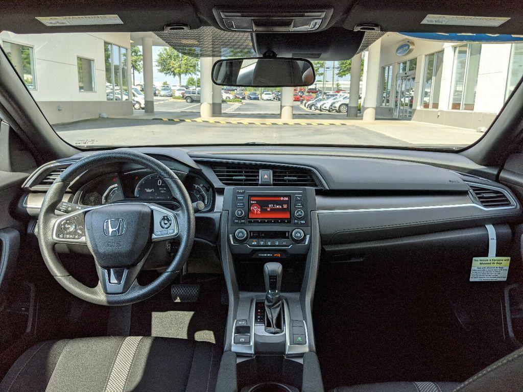 2019 Honda Civic Coupe LX CVT - 18504166 - 1