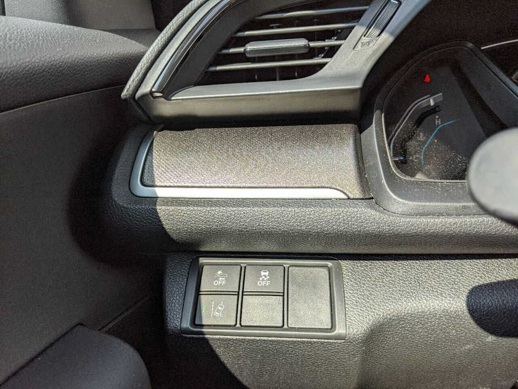 2019 Honda Civic Coupe LX CVT - 18504166 - 20