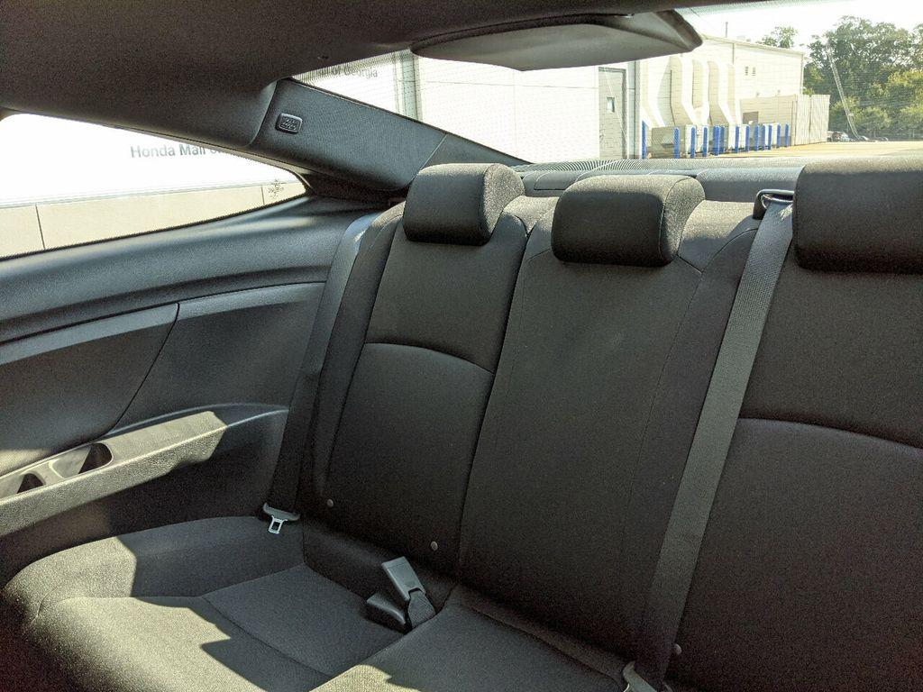 2019 Honda Civic Coupe LX CVT - 18504166 - 21