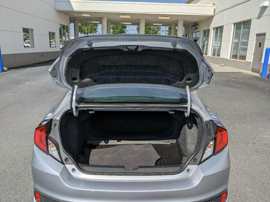 2019 Honda Civic Coupe LX CVT - 18504166 - 23