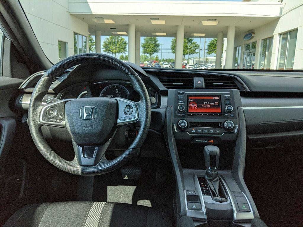 2019 Honda Civic Coupe LX CVT - 18504166 - 2