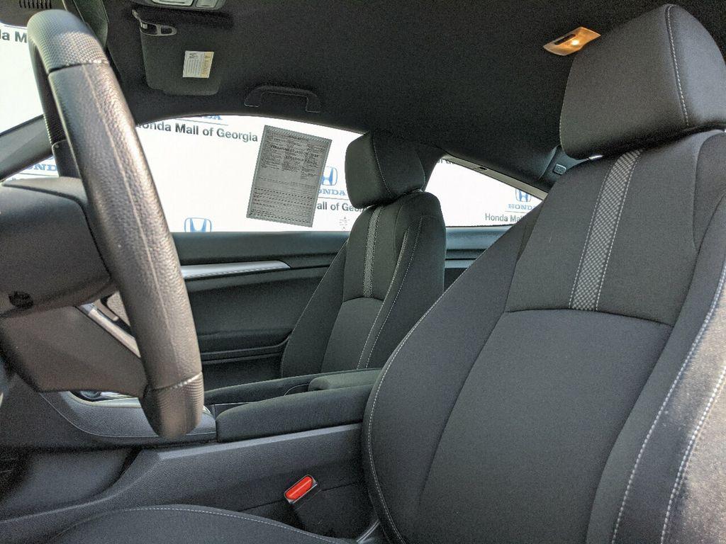 2019 Honda Civic Coupe LX CVT - 18504166 - 4