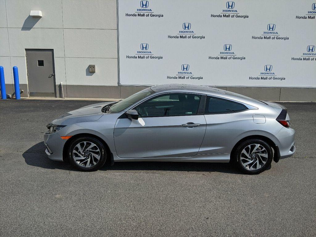 2019 Honda Civic Coupe LX CVT - 18504166 - 5