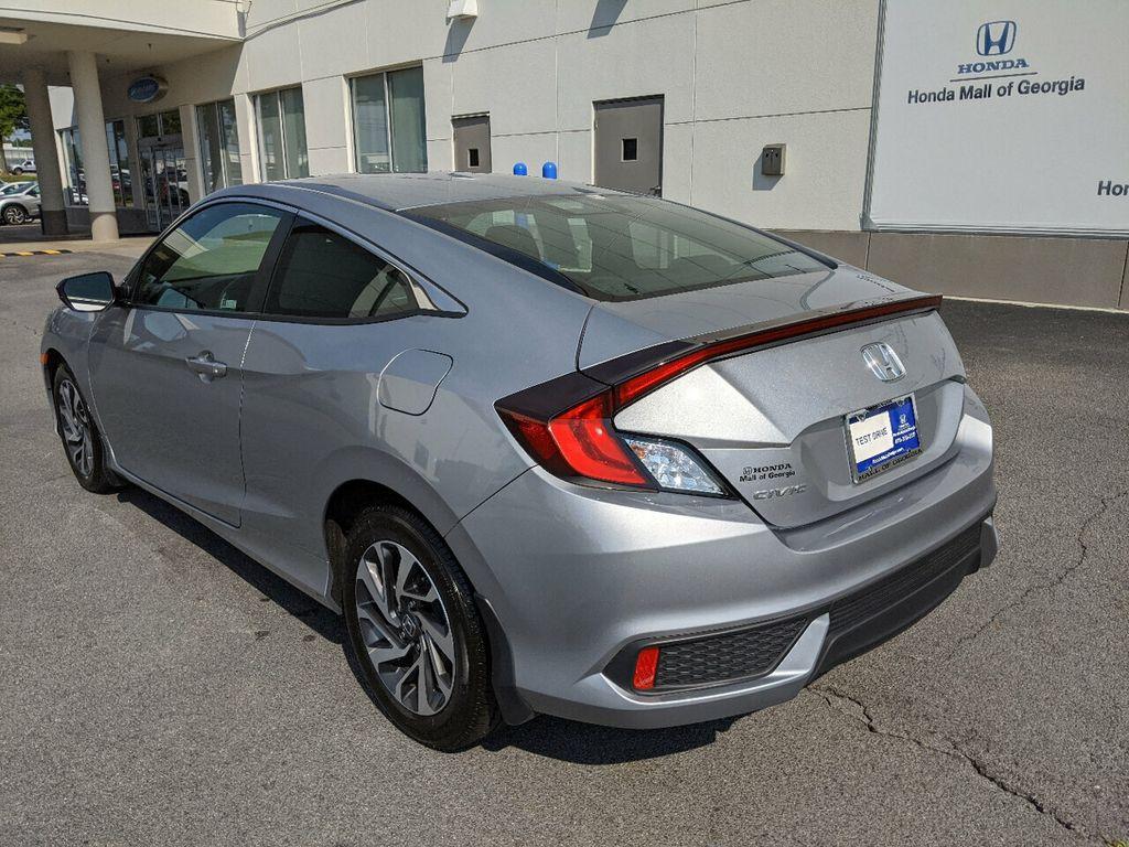 2019 Honda Civic Coupe LX CVT - 18504166 - 6