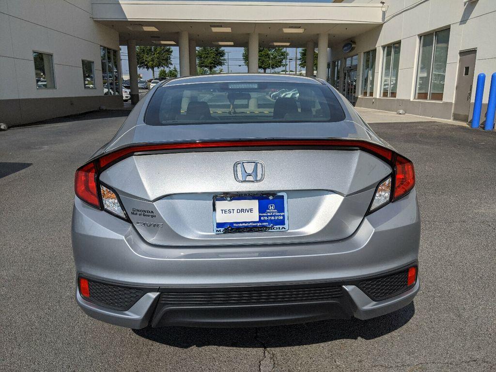2019 Honda Civic Coupe LX CVT - 18504166 - 7
