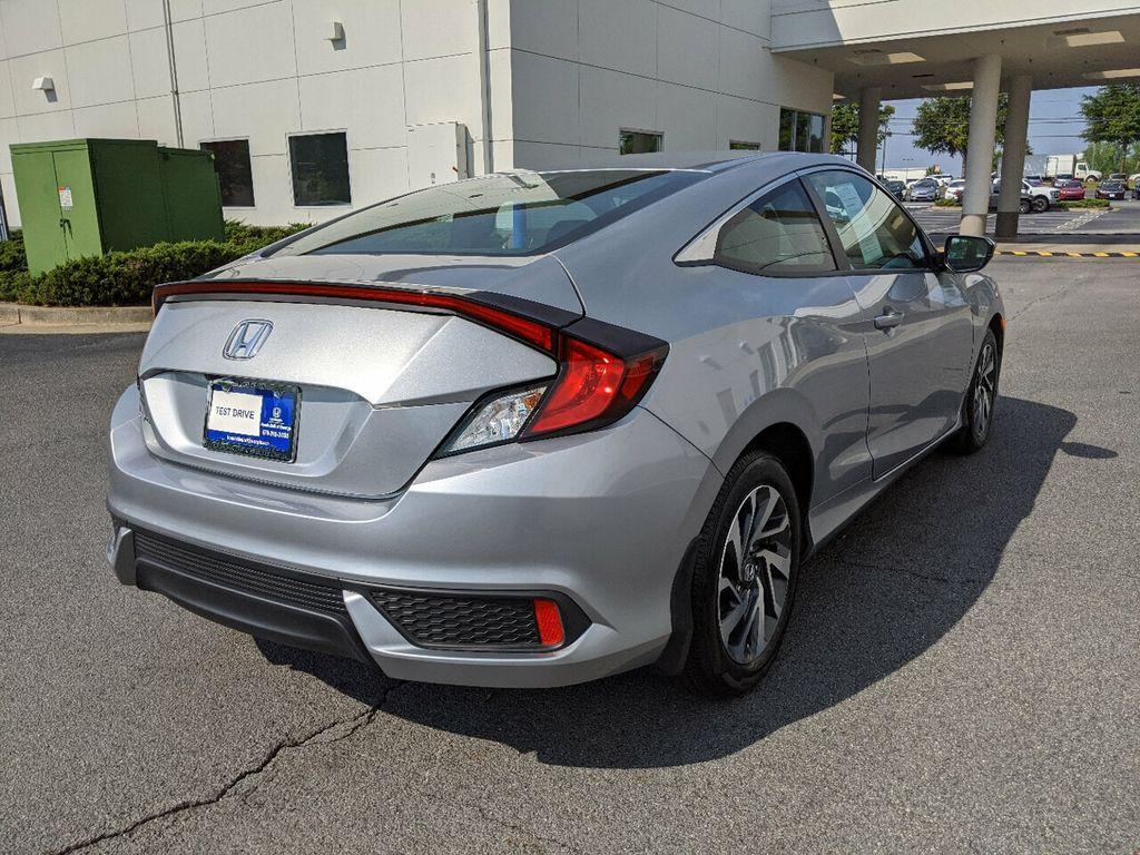 2019 Honda Civic Coupe LX CVT - 18504166 - 8
