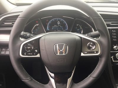 2019 Honda Civic Sedan EX CVT Sedan - Click to see full-size photo viewer