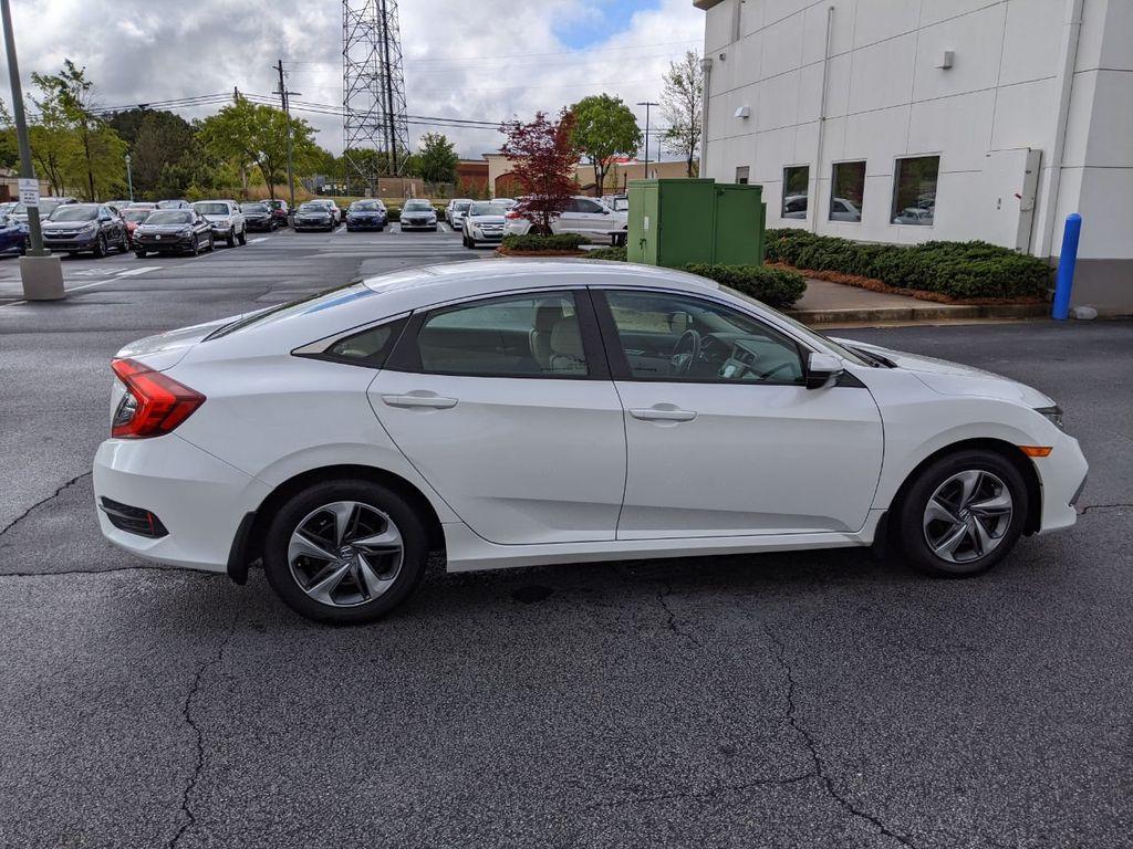2019 Honda Civic Sedan LX CVT - 18410047 - 9