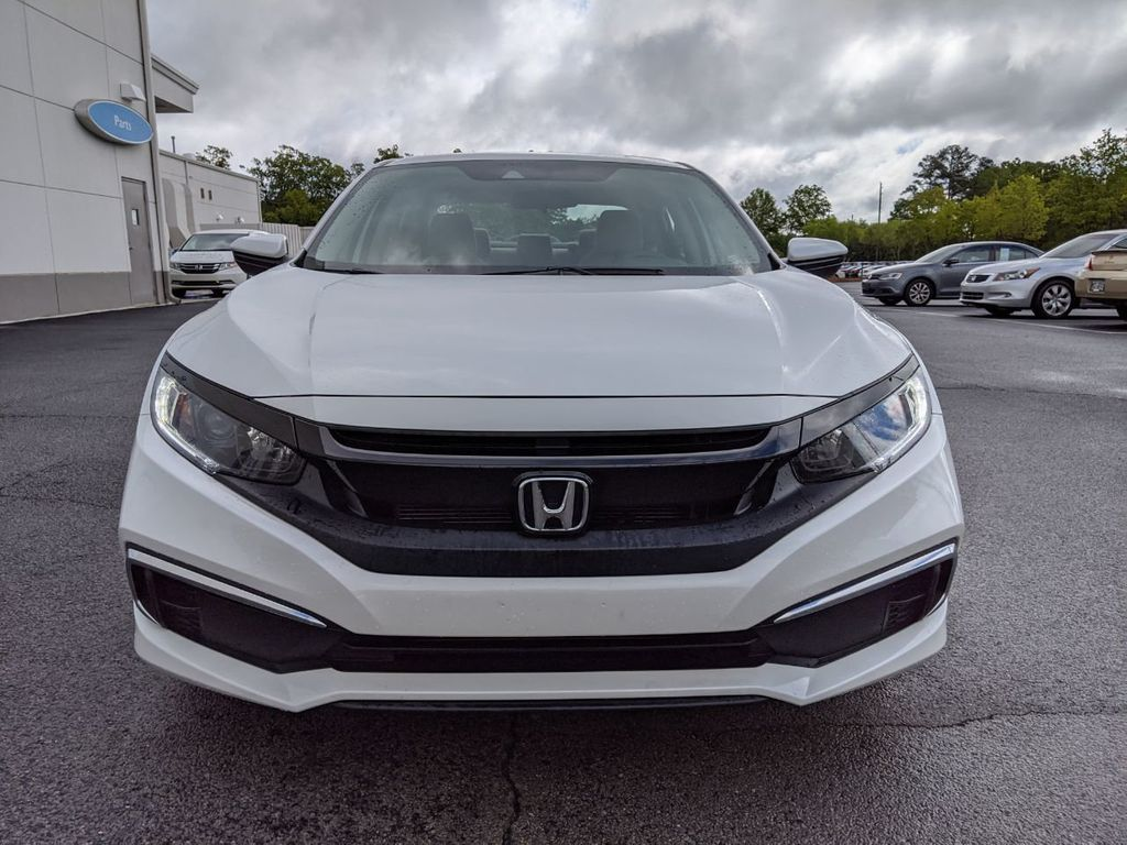 2019 Honda Civic Sedan LX CVT - 18410047 - 11
