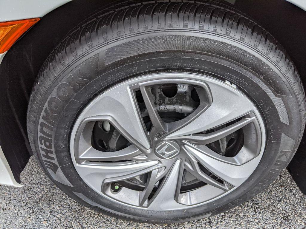 2019 Honda Civic Sedan LX CVT - 18410047 - 12