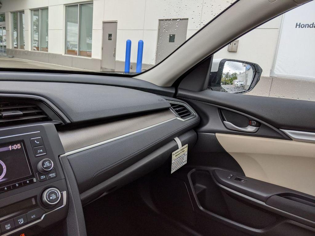 2019 Honda Civic Sedan LX CVT - 18410047 - 14