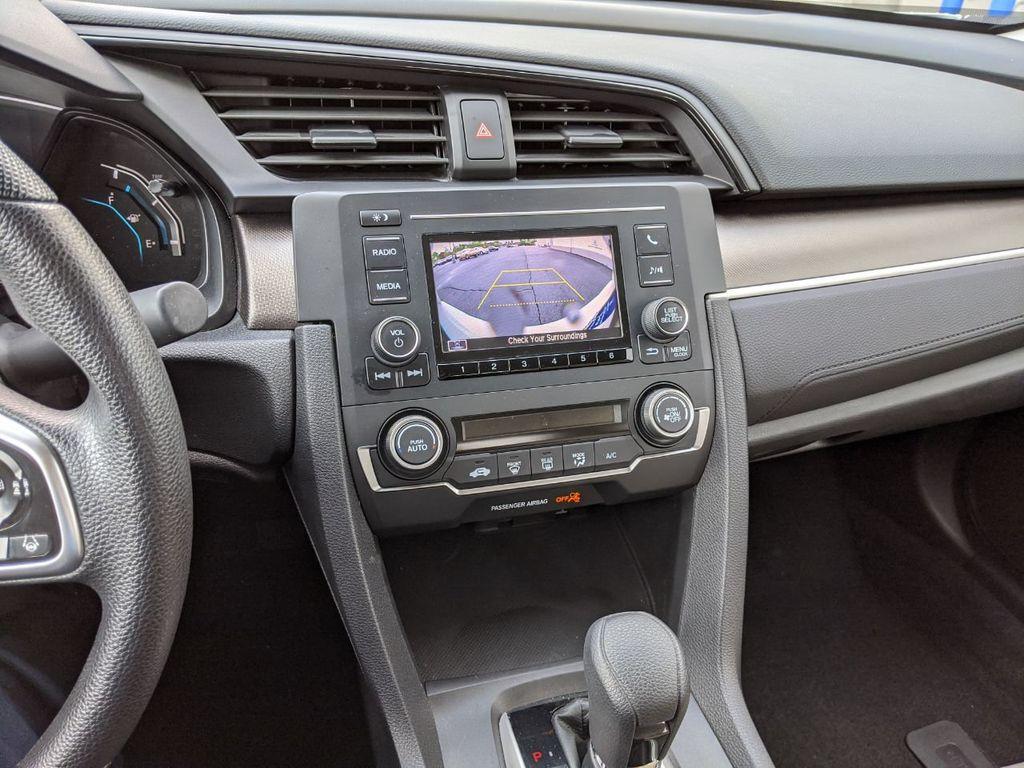 2019 Honda Civic Sedan LX CVT - 18410047 - 16