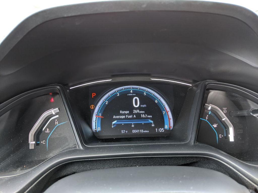 2019 Honda Civic Sedan LX CVT - 18410047 - 18