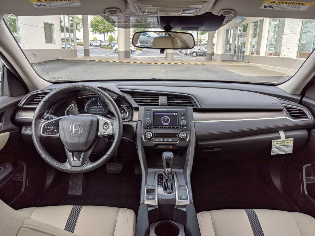2019 Honda Civic Sedan LX CVT - 18410047 - 1