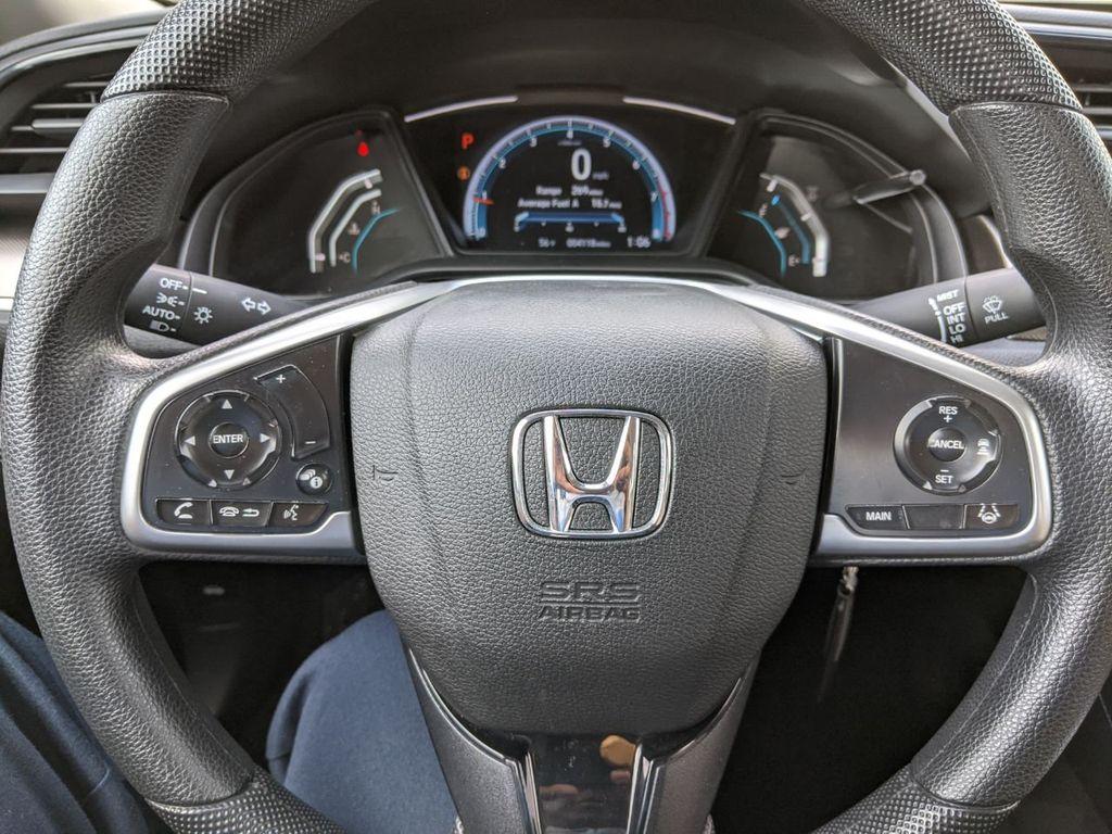 2019 Honda Civic Sedan LX CVT - 18410047 - 19