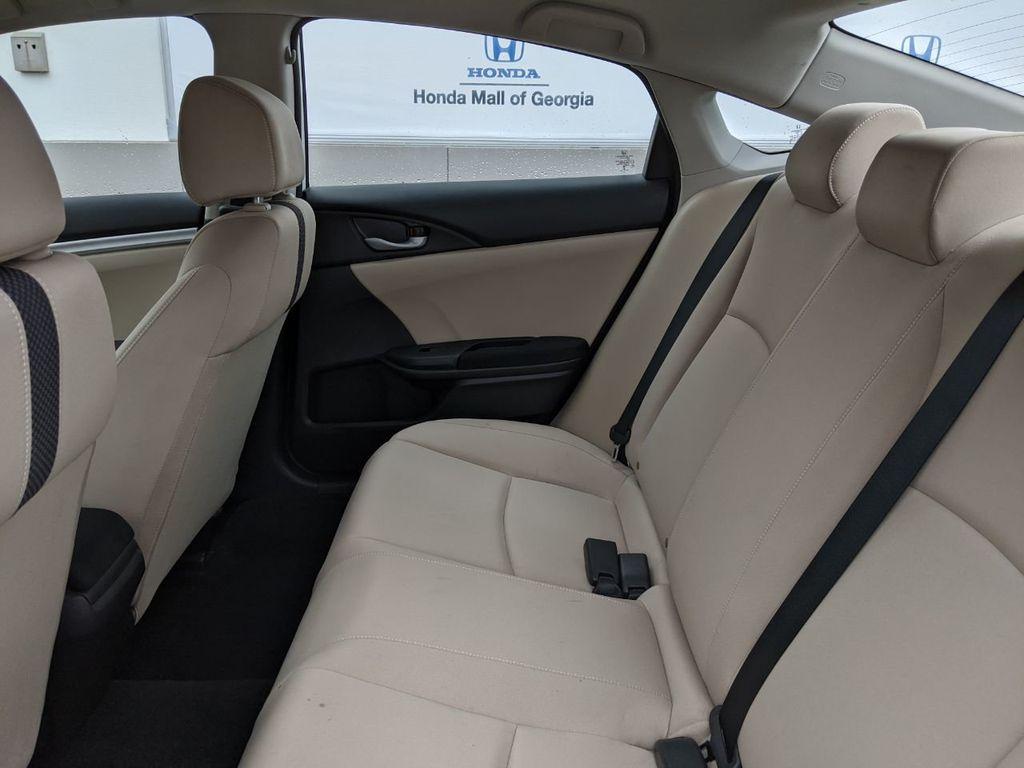 2019 Honda Civic Sedan LX CVT - 18410047 - 22
