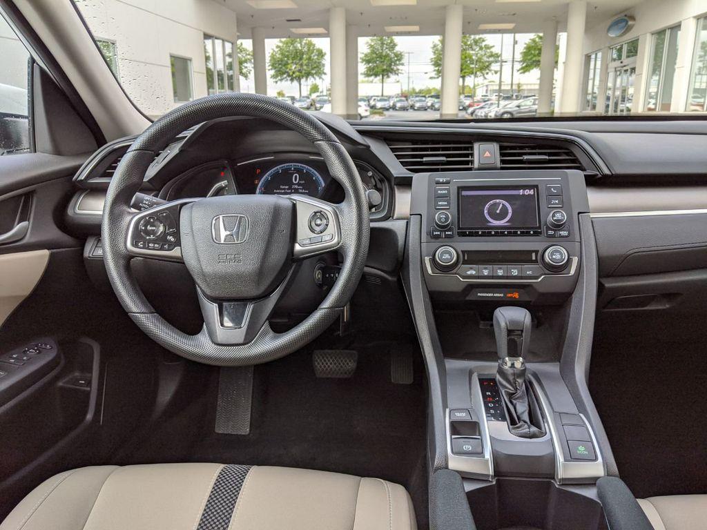 2019 Honda Civic Sedan LX CVT - 18410047 - 2