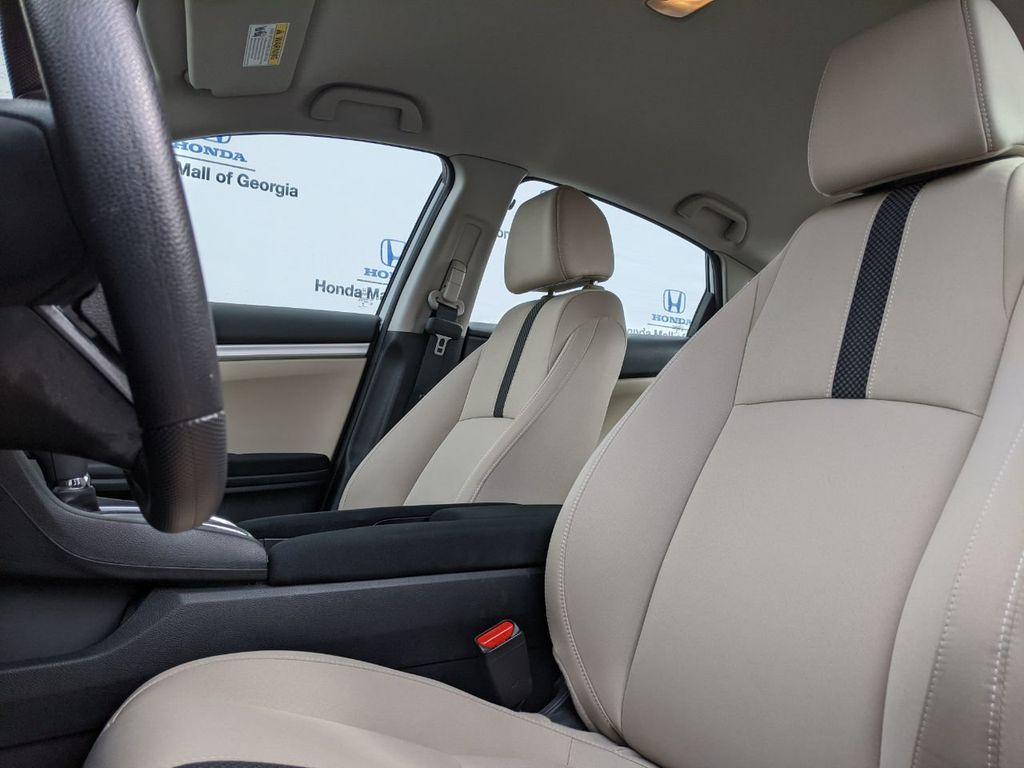 2019 Honda Civic Sedan LX CVT - 18410047 - 4