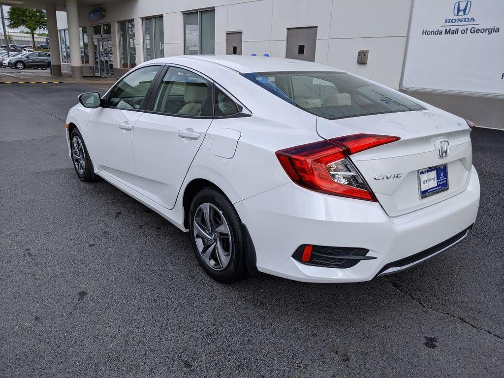 2019 Honda Civic Sedan LX CVT - 18410047 - 6