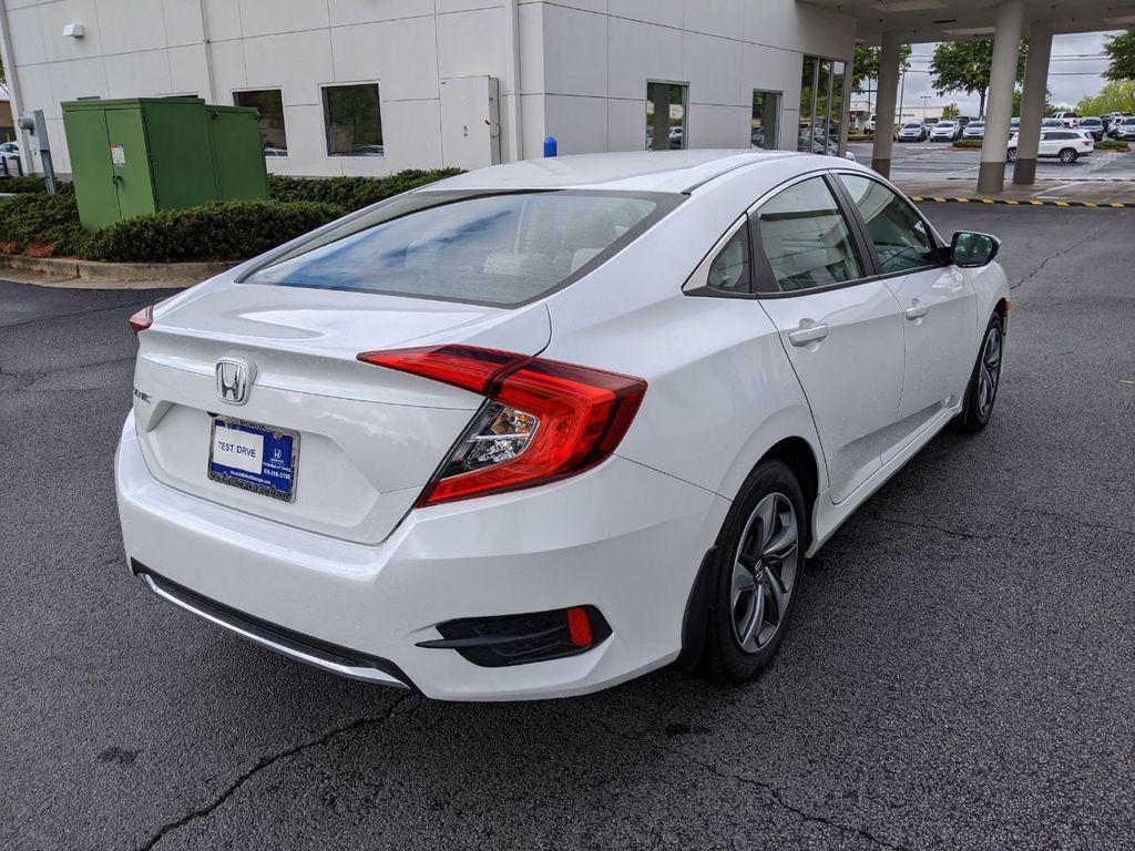 2019 Honda Civic Sedan LX CVT - 18410047 - 8