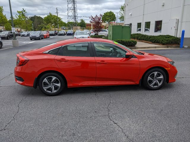 2019 Honda Civic Sedan LX CVT - 18470134 - 9