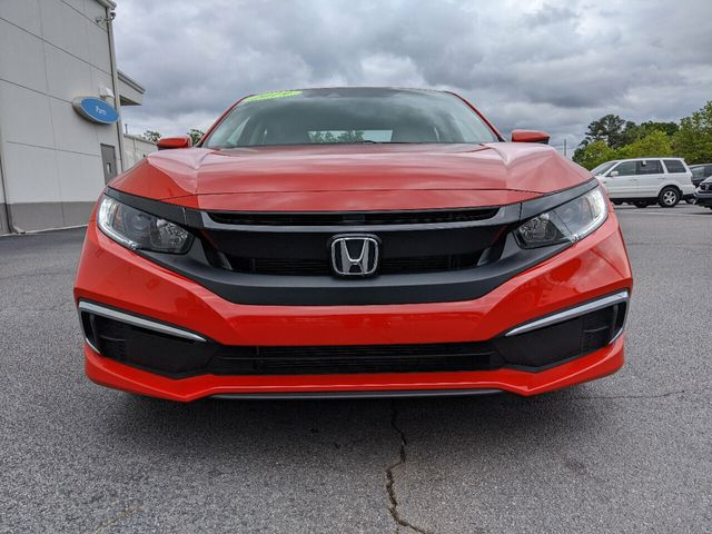 2019 Honda Civic Sedan LX CVT - 18470134 - 11