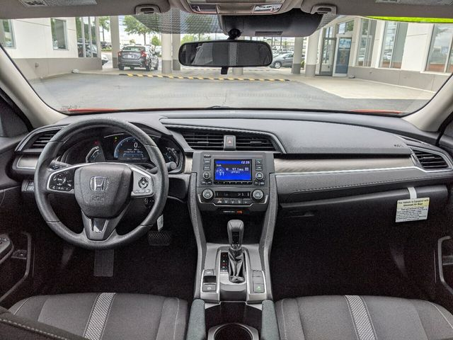 2019 Honda Civic Sedan LX CVT - 18470134 - 1