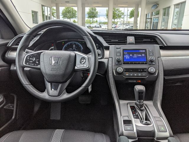 2019 Honda Civic Sedan LX CVT - 18470134 - 2