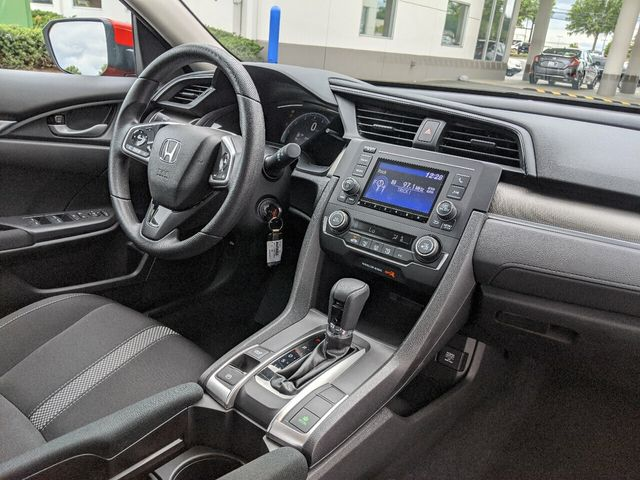 2019 Honda Civic Sedan LX CVT - 18470134 - 31