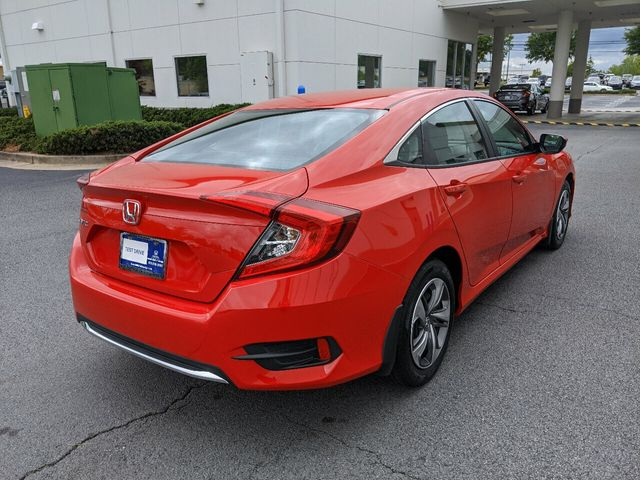 2019 Honda Civic Sedan LX CVT - 18470134 - 8