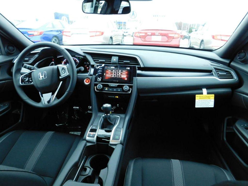 2019 Honda Civic Sedan Sport Manual - 18333876 - 5