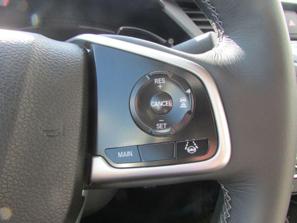 2019 Honda Civic Sedan Touring CVT - 18780253 - 14