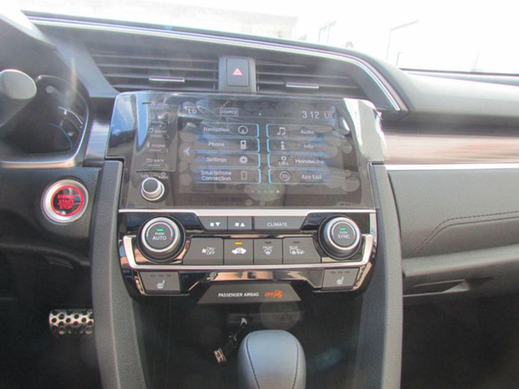 2019 Honda Civic Sedan Touring CVT - 18780253 - 20