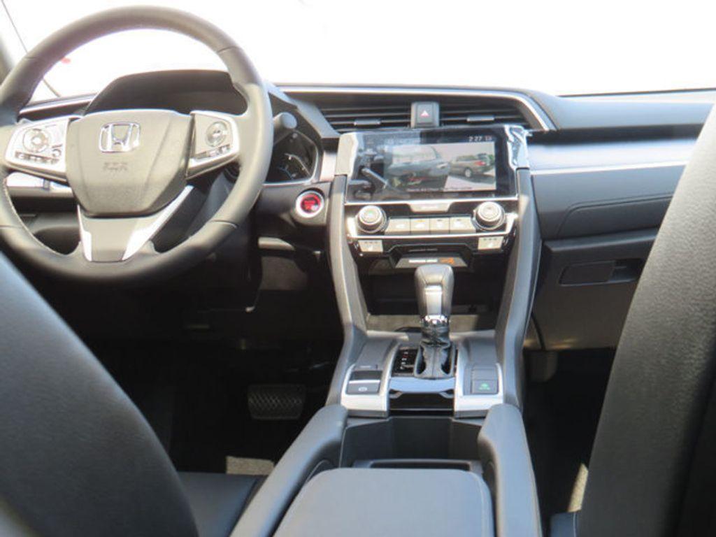 2019 Honda Civic Sedan Touring CVT - 18780253 - 34