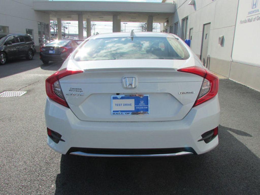 2019 Honda Civic Sedan Touring CVT - 18780253 - 4