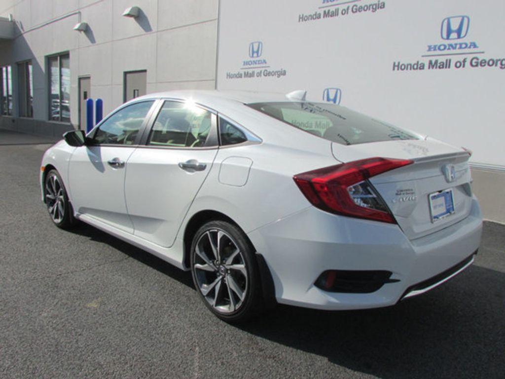 2019 Honda Civic Sedan Touring CVT - 18780253 - 5