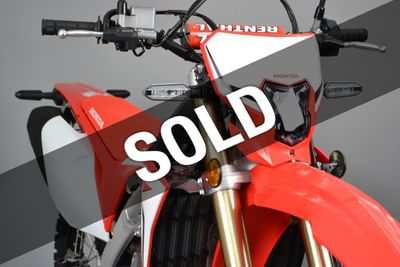 New 2019 Honda CRF450L In Stock Now!!!